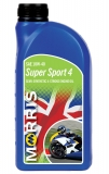 Morris Super Sport 4, 10W-40 - motorcycle 4-Stroke Oil road/race, 1l