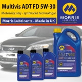 Morris Multivis ADT FD 5W-30, 8l - Ford
