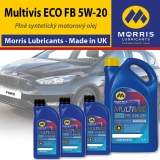 Morris Multivis ECO FB 5W-20, 8l - Ford