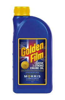 Morris Golden Film Classic 2-Stroke Oil, 1l