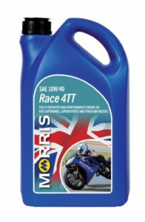 Morris Race 4TT, 10W-40 - motorcycle 4-Stroke Oil racing, 4l