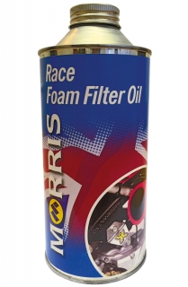 Morris RACE  FOAM FILTER OIL - olej na pěnové fitry - racing, 1l